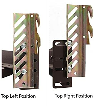 Wall Fixing headboard /& footbords brackets.sliding headboard connection......