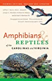 img - for Amphibians and Reptiles of the Carolinas and Virginia, 2nd Ed book / textbook / text book