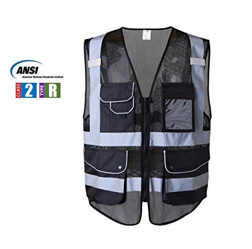 Class 2 Mesh Vest - 4
