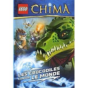 Lego Legends of Chima : Les Crocodiles contre le monde LEGO