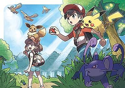 pc Pokemon A4 Clear File Pokémon: Lets Go Pikachu!?Pokémon: Lets Go Eevee!