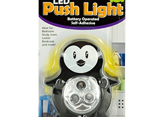 bulk buys Animal LED Push Light, new