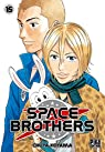Space Brothers, tome 15 par Koyama