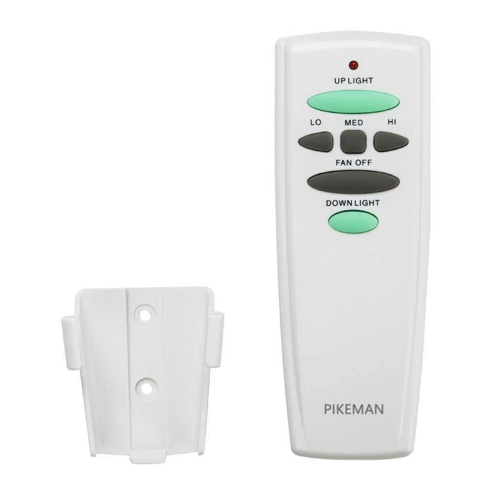 Ceiling Fan Remote Control and Receiver Complete Kit replace Hampton Bay UC7078T with Up down Light L3H2010FANHD FAN-HD6 FAN-28R -Pikeman by PIKEMAN (Image #9)