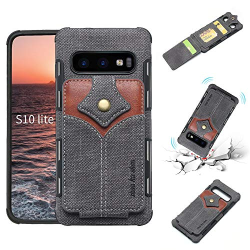 Fusicase for Galaxy S10E Card Holder Case for...