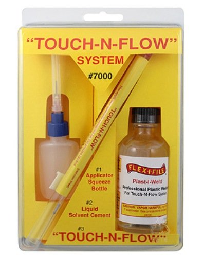 Flex I File 7000 Touch and Flow Glue System