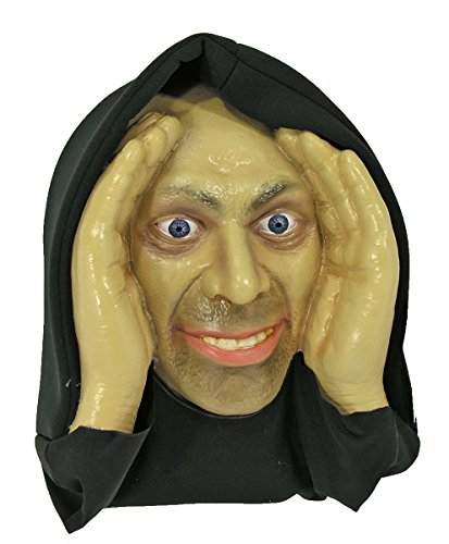 Forum Novelties Window Scary Peeper Real Eyes Freak Halloween Accessory Decoration Prop Décor -