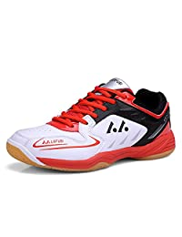 Mens Tennis Shoes Badminton Sneakers Fashion Athletic Sneakers
