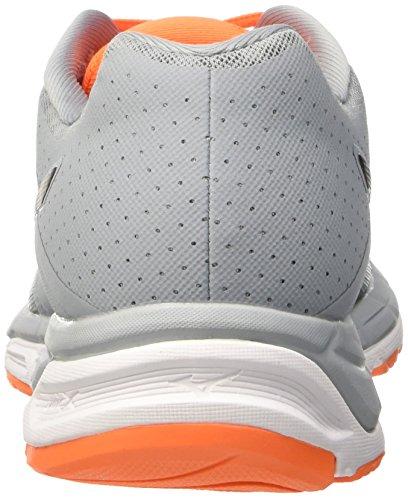Clownfish MX Homme Gris Compétition Quarry Mizuno de Running Chaussures Synchro Black pwq5nZAx