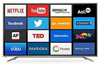 "Sharp TV 55"" 4K TV Smart Ultra HD Wireless 2160p"