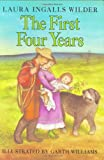 The First Four Years, Laura Ingalls Wilder, 0060264276