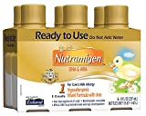 Enfamil Nutramigen Infant Formula - Hypoallergenic & Lactose Free Formula with Enflora LGG  - Ready to Use Liquid, 8 fl oz (6 count)