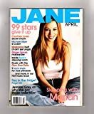 img - for Jane Magazine, April, 1999. Mariah Carey Cover. Madonna; Michael Stipe; Jennifer Grey; Goo Goo Dolls; Beck; Ginger Spice (Geri Halliwell); Helena Christensen; I Was A Hooters Girl; Rock Star Moms; Men in Rock; Stephanie Harrell Fiction; Impossible Co book / textbook / text book