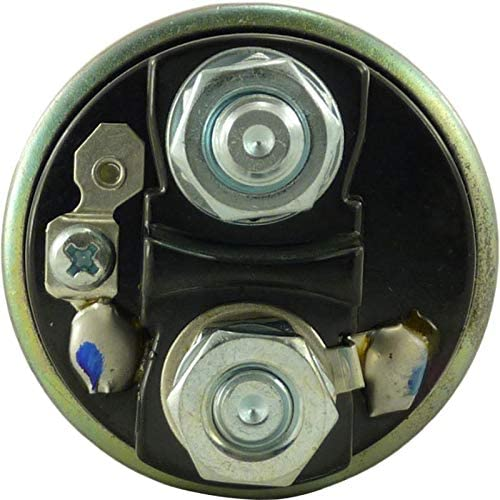 New Starter Solenoid Compatible with Allis Chalmers Case Deutz KHD Ditch Witch Fahr Ford Tractor Mack Replaces 0-331-401-011 0-331-401-013 0-331-401-026 0-331-401-035 0-331-401-038 0-331-401-040
