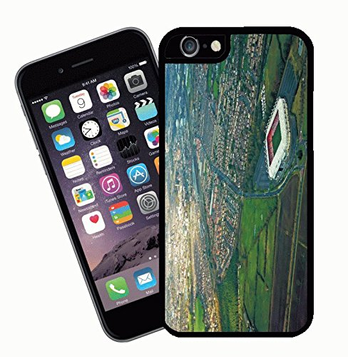 The Darlington FC Arena Stadium - This cover will fit Apple model iPhone 7 (not 7 plus) - By Eclipse Gift Ideas