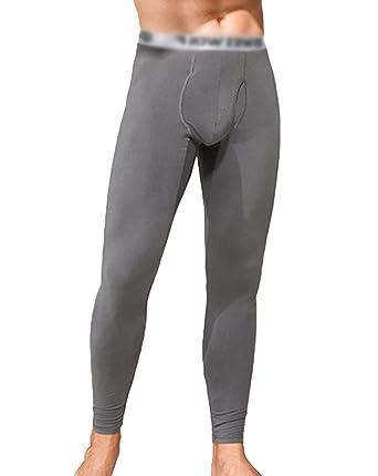 Pantaloni Yiiquan Intimo Termico Uomo Invernale Traspirante vwn8y0mNOP