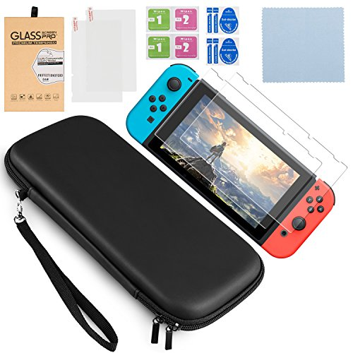 Nintendo Switch Carrying Tempered Protector DS product image
