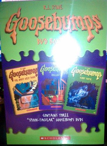 Goosebumps DVD Box Set (Goosebumps Dvds Box Set)