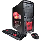 Cyberpowerpc Black Gamer Ultra Gua430 Desktop Pc with Amd Fx-4300 Quad-core Processor, 8gb Memory, 500gb Memory and Windows 8.1 Operating System (monitor Not Included)