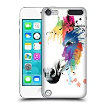 Official Mark Ashkenazi Horse Portrait Animals Hard Back Case for iPod Touch 5th Gen / 6th Gen