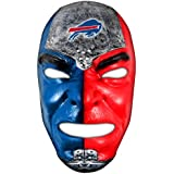 Franklin Sports NFL Fan Face Mask - Team Fan Masks for NFL Football Games and Tailgates - Sports Fan Face Mask - Face Paint Masks