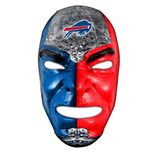 - Franklin Sports NFL Buffalo Bills Team Fan Face Mask