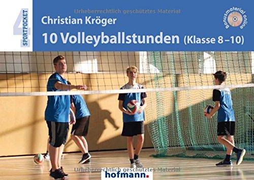 10 Volleyballstunden  Klasse 8 10   Sportpocket