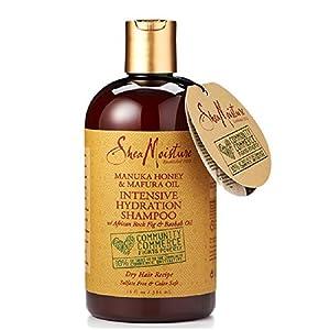 SheaMoisture 13 oz Manuka Honey & Mafura Oil Intensive Hydration Shampoo