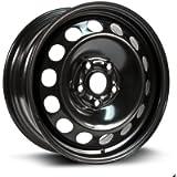 RTX, Steel Rim, New Aftermarket Wheel, 16X6.5, 5X112, 57.1, 50, black finish X99127N