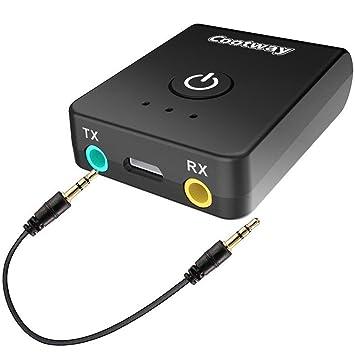 Unterhaltungselektronik 3,5mm Bluetooth Adapter Audio Musik Wireless Receiver Adapter Für Lautsprecher Funkadapter