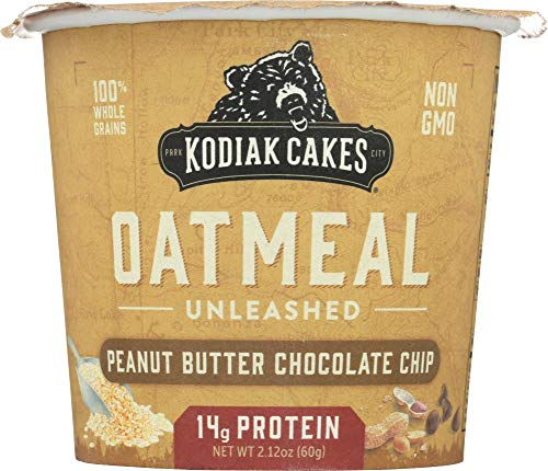 Kodiak Cakes (NOT A CASE) Chocolate Peanut Butter Oatmeal in a Cup