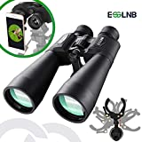 ESSLNB Giant Binoculars Astronomy 15X70 with Phone Adapter Tripod Adapter and Carrying Bag for Adults Kids