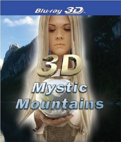 3d Mystic Mountains [Blu-ray] [Import]
