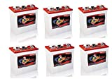 8 volt battery golf cart - Replacement For CLUB CAR 8V PRECEDENT XF 2PLUS2 GOLF CART BATTERY 6 PACK Golf Cart Battery