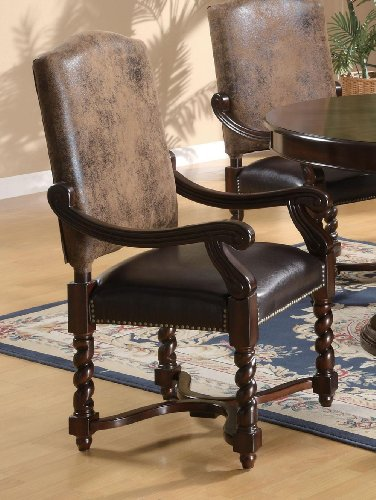 Coaster European Style Dining Chairs