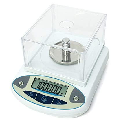 5f14a62774f2 CGOLDENWALL High Precision Lab Digital Precision Analytical Balance Lab  Scale 1mg Precision Electronic Balance Jewelry Scales Kitchen Precision ...