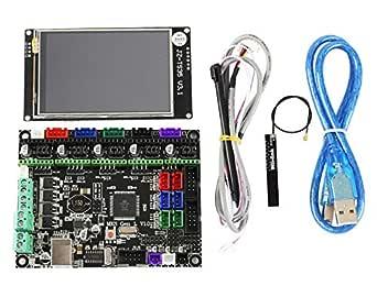 Kit de impresora 3D MKS GEN L placa base + controlador TMC2209V2.1 ...