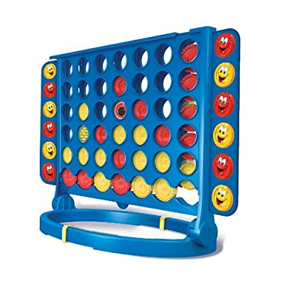 Connect 4 With Five Ways To Play from Hasbro Games