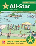 All Star Level 3 Teacher's Edition, Linda Lee and Kristin D. Sherman, 0077197305