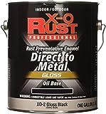 True Value XO2-GL XO-Gallon Black Gloss Enamel