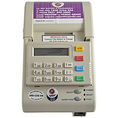 WEP BP-20 Standalone Billing Machine (White) 3