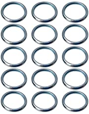 Prime Ave OEM Engine Oil Drain Plug Washer Gaskets For Subaru Part# (Pack of 15)