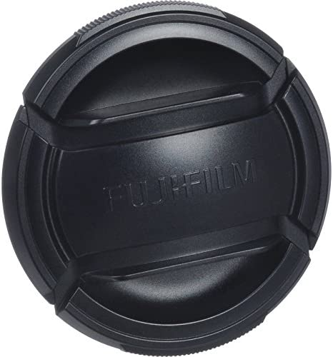 + Lens Cap Holder Lens Cap Side Pinch 52mm Nwv Direct Microfiber Cleaning Cloth for Fujifilm 18mm f//2.0 XF R