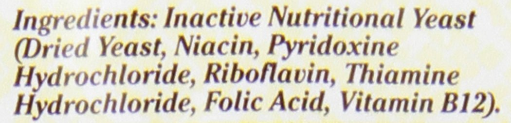 Bob's Red Mill Gluten Free Large Flake Nutritional Yeast, 8 Oz (4 Pack) by Bob's Red Mill (Image #3)