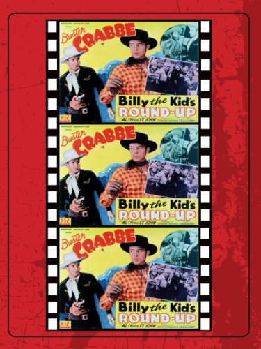 Amazon.com: Billy the Kid's Round-up: Sinister Cinema