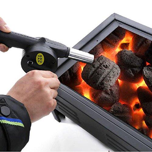 fireplace air bellows - 4