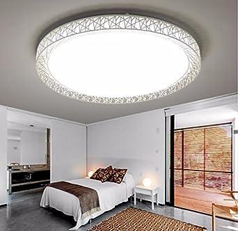 xiangxin LED Deckenleuchte runde Wohnzimmer Schlafzimmer leuchten ...