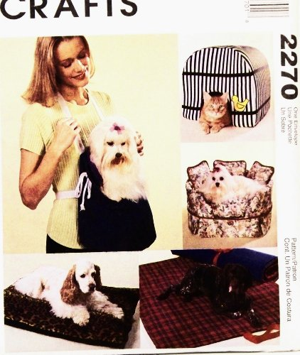 Pet Carrier Pattern - 3