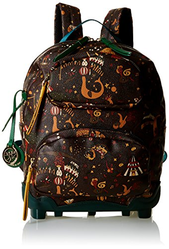 Piero Guidi Be Magic - Bolsos mochila Mujer Verde (Sottobosco)