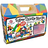 Small World Toys Ryan's Room - Super Thistle Blocks 210 Pc. Set
